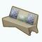 OrigamiHouseDecor - Kami Couch