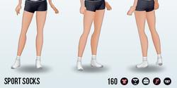 WarmByTheCoffee - Sport Socks