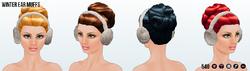 WinterAccessoriesSpin - Winter Ear Muffs