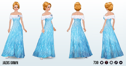YuleBall - Jadis Gown