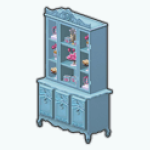 EasterSpin - Blue Pastel Hutch