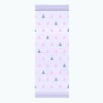 PastelPoetryDecor - Triangle Wallpaper