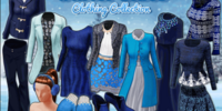 Winter Blues Clothing Collection