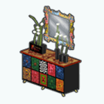 PatchworkSpin - Patchwork Dresser