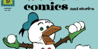 Walt Disney's Comics and Stories 256