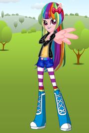 Rainbow kklk