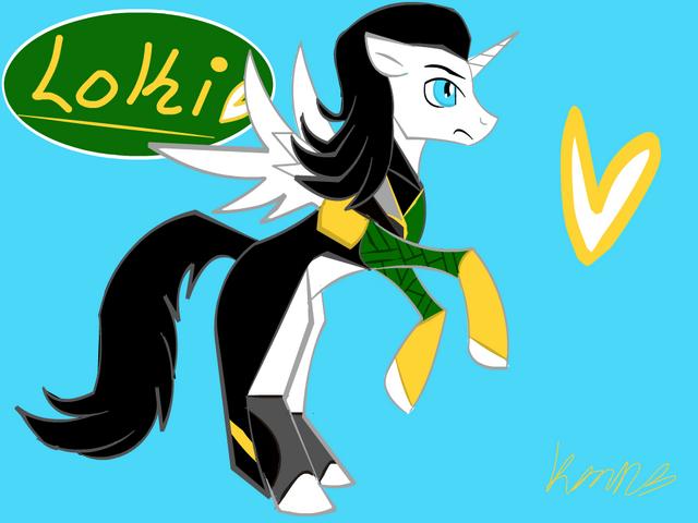 File:Loki pony by Zoroark1.png