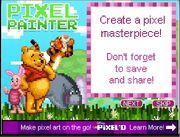 Pixel painter thing