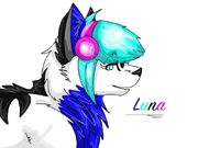 Luna ilovemittens