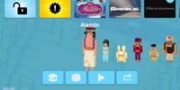 Aladdin (Figure)