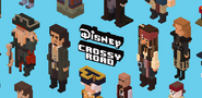 Disney crossy road with leaked davy jones