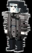 Ghost Captain Salazar