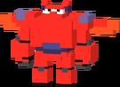 Baymax Super Suit