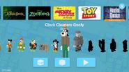 Clock Goofy Select