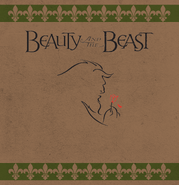 Beauty and the Beast storybook FrontCover