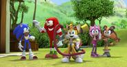 Sonic boom groups 08
