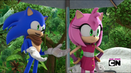 Sonic boom sonic and amy 01