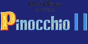 Pinocchio II Logo