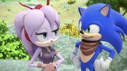 SB Perci and Sonic