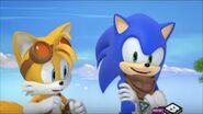 SB Tails and Sonic 02