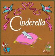 Cinderella storybook FrontCover