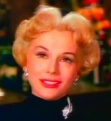 Eva Gabor at Paris