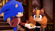 SB Sonic and Sticks