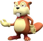 SB Fastidious Beaver