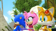 SB Sonic Amy and Tails