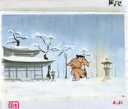 Run In Snow full