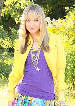 Tess Tyler
