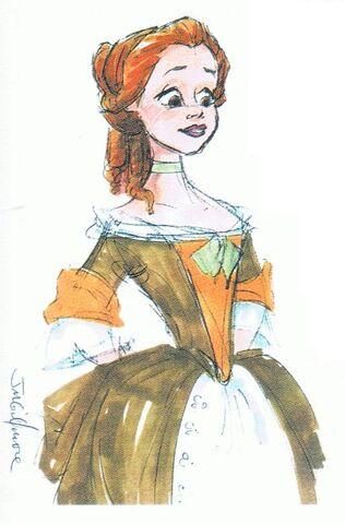 File:Belle Sketch Ballgown.jpg