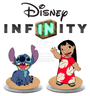 Disney infinity lilo and stitch playset idea by xelku9-d6gx3d4