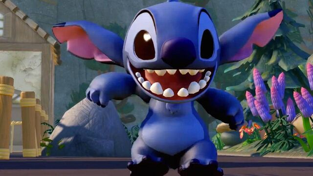 File:Disney Infinity - Stitch and Tinker Bell Trailer