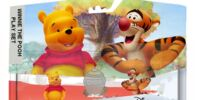 Winnie the Pooh Playset