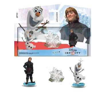 Frozen play set