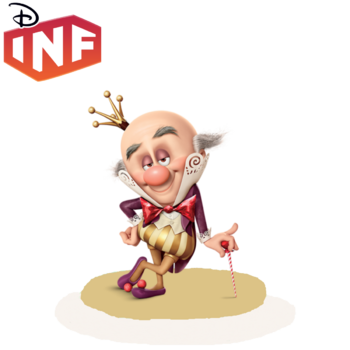 Disney Infinity - King Candy