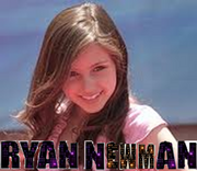 Ryan Newman with JESSIE Letters