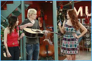 Austin & Jessie & Ally 24