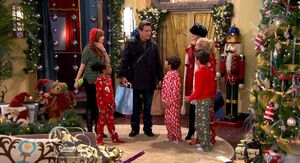 Christmas story - jessie and ross family