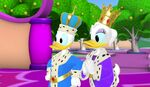 King Donald and Queen Daisy (Pluto's Tale)