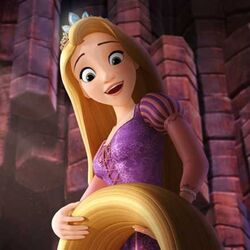 Rapunzel in Sofia the First