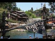 Pirate's Lair on Tom Sawyer Island (DL)