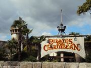 Pirates of the Caribbean (DLP)