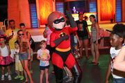 The Incredibles Dance Party (MK)