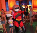 The Incredibles Dance Party (Magic Kingdom)
