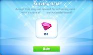 Me-striking gold-15-prize