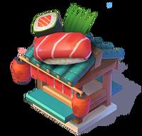 Bc-sushi concession