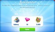 Me-striking gold-23-prize