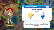 Q-square dances
